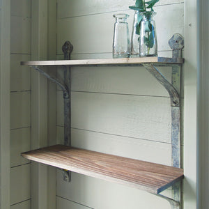 Copenhagen vintage double shelf unit