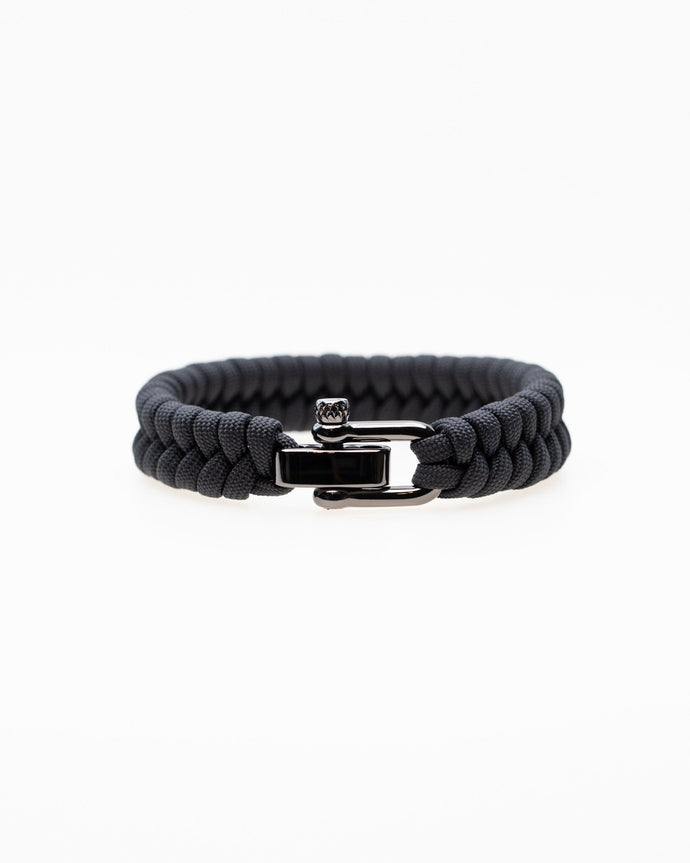 SLUW | Dimgray | D-Shackle Bracelet - Sluw Official