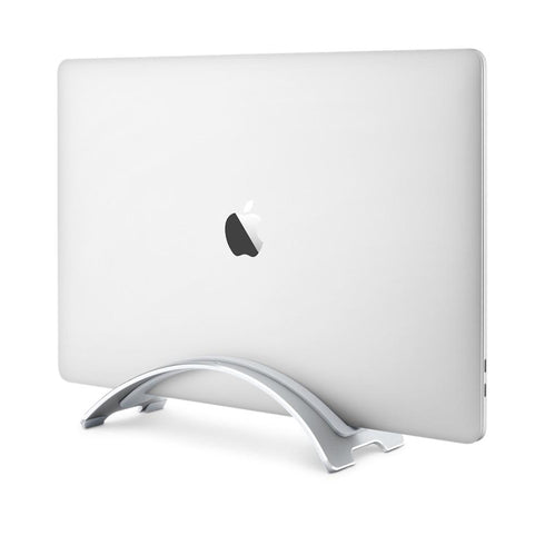 Aluminum Vertical Laptop Stand Tech Accessories WunderCart