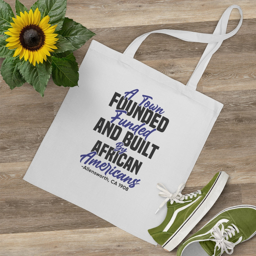 Founded Tote Bag