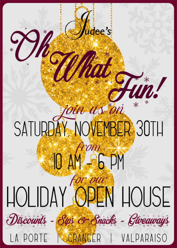 Judee's Holiday Open House 2019