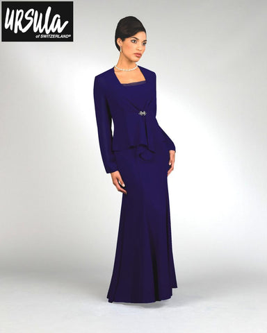 URSULA 63801 Long Dress CBT - CBT