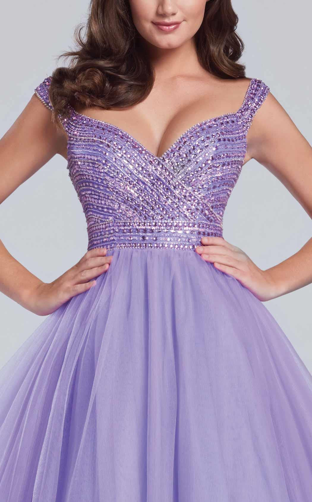 Lavender Ball Gown   Judee\'s