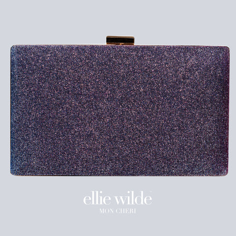 Novelty Glitter Clutch