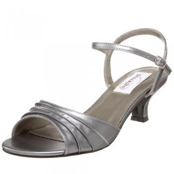 Dyeables Brielle Shoe Pewter