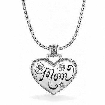 Family Fun Mom Necklace SIL