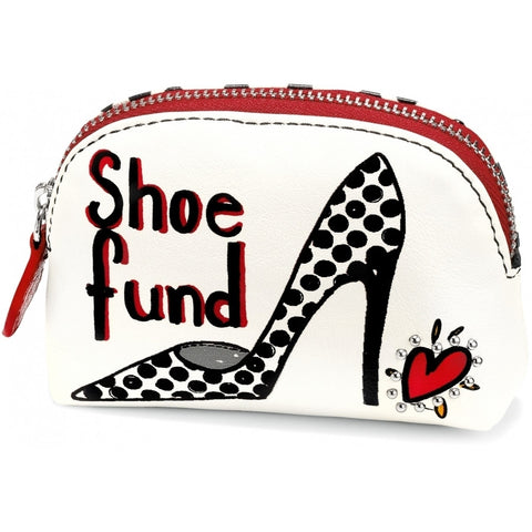 Shoe Fund Mini Coin Purse