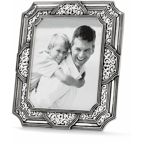 Tango Large Photo Frame, Silver - Judee's