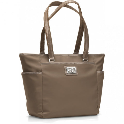 Stevie Everywhere Tote, Gray - Judee's