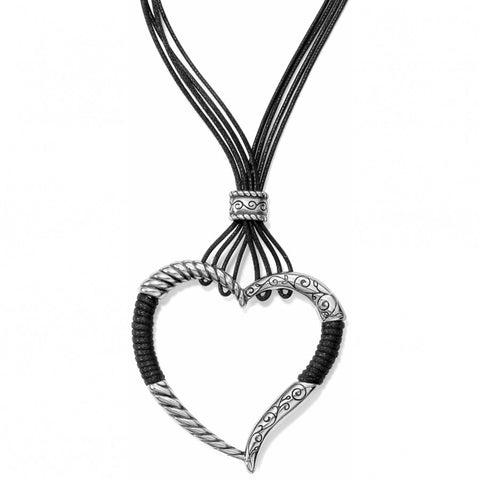 HERITAGE HEART NECKLACE - Judee's