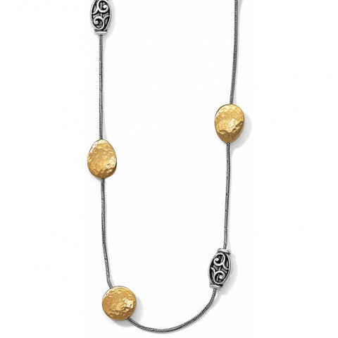 Mediterranean Long Necklace - Judee's