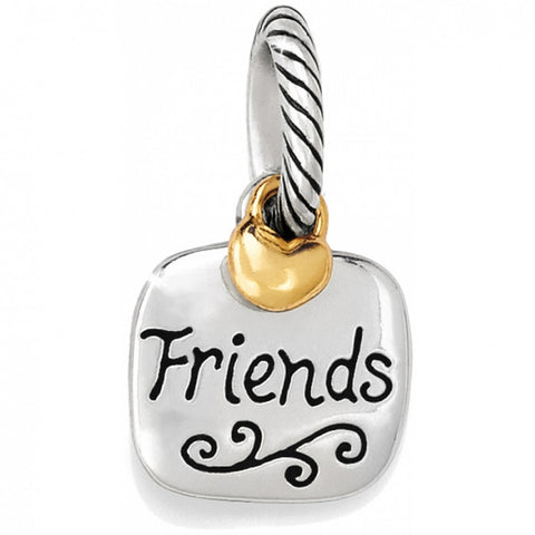 Friends Forever Charm SIL - SIL
