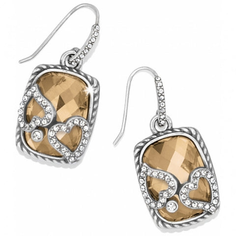 Tender Hearts French Wire Earrings - Judee's