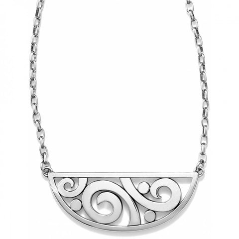 London Groove Arc Necklace