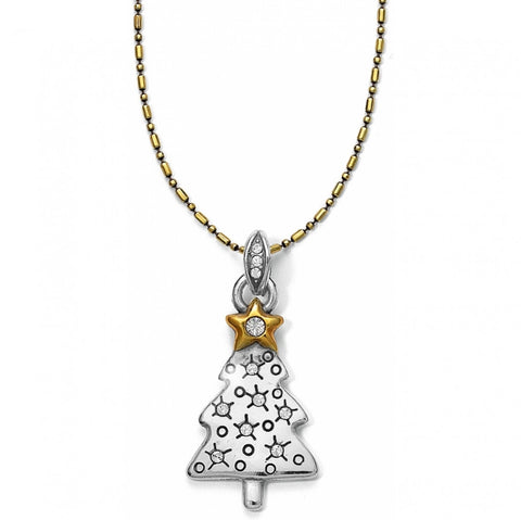 Twinkle Tree Necklace
