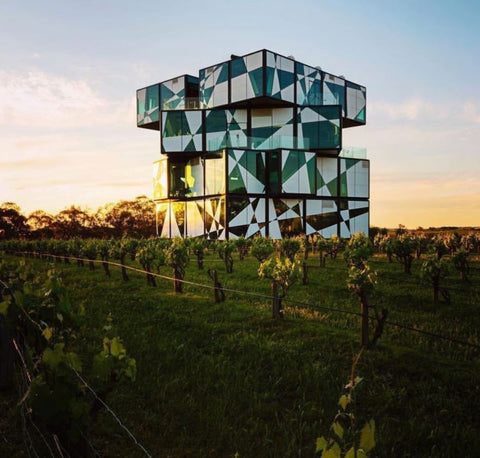The Cube D'Arenberg