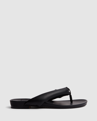 Breeze Sandals Black cherrichella