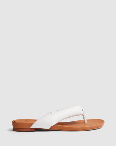 Breeze Sandals White cherrichella