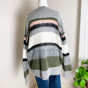 & Other Stories Wool Mohair Oversized Sweater S