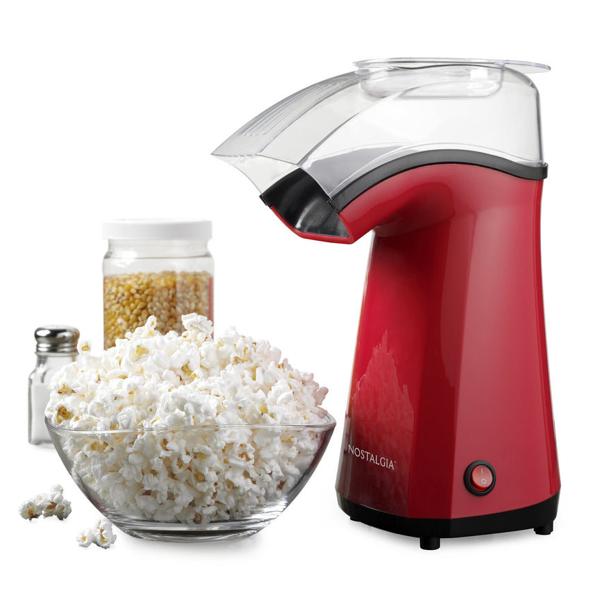 16-Cup Air-Pop Popcorn Maker