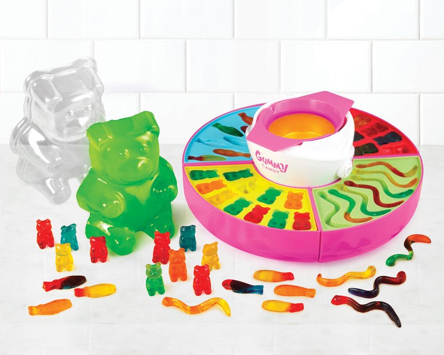 Electric Giant Gummy Candy Maker