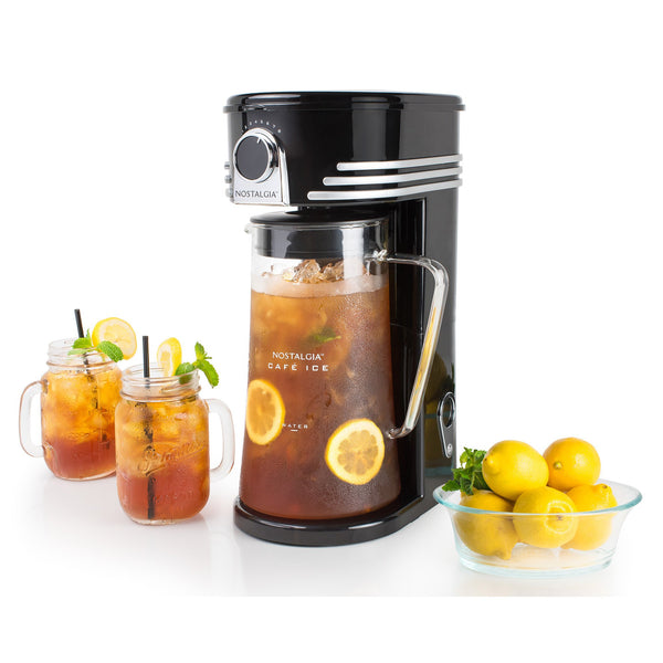 Café' Ice 3-Quart Iced Coffee and Tea Brewing System