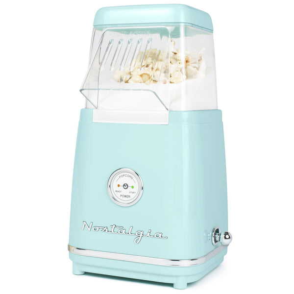 Classic Retro 12-Cup Hot Air Popcorn Maker