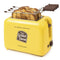 Deluxe Grilled Cheese Sandwich Toaster with Toasting Baskets with Extra Wide Slots