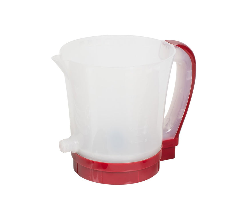 HCM700RETRORED Mixing Container