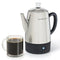 HomeCraft™ 10-Cup Stainless Steel Coffee Maker Percolator