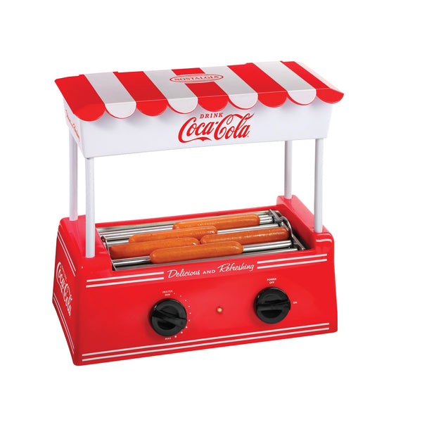 Coca-Cola® Hot Dog Roller and Bun Warmer