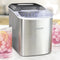 IGLOO® 26-Pound Automatic Portable Countertop Ice Maker Machine - Stainless Steel