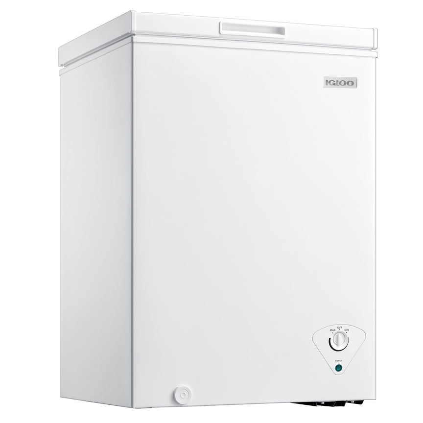 Igloo® 3.5 Cu. Ft. Chest Freezer With Removable Basket