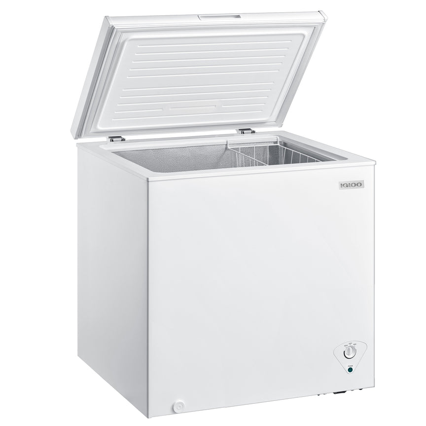 Igloo® 7.0 Cu. Ft. Chest Freezer with Removable Basket