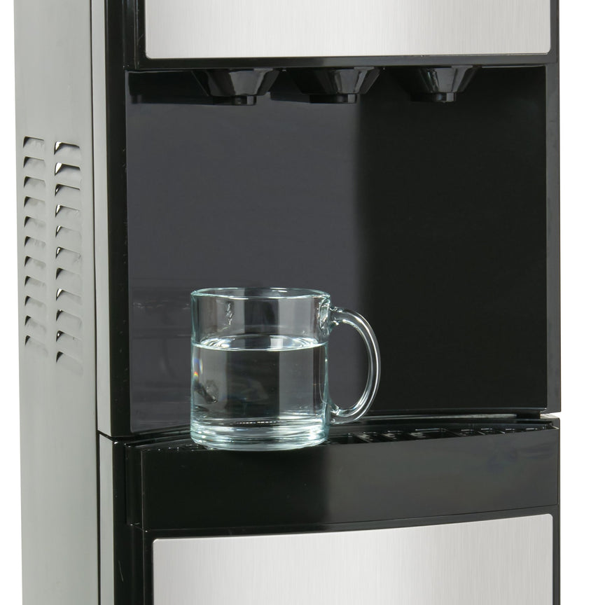 Igloo® Hot, Cold & Room Temperature Bottom-Load Water Dispenser