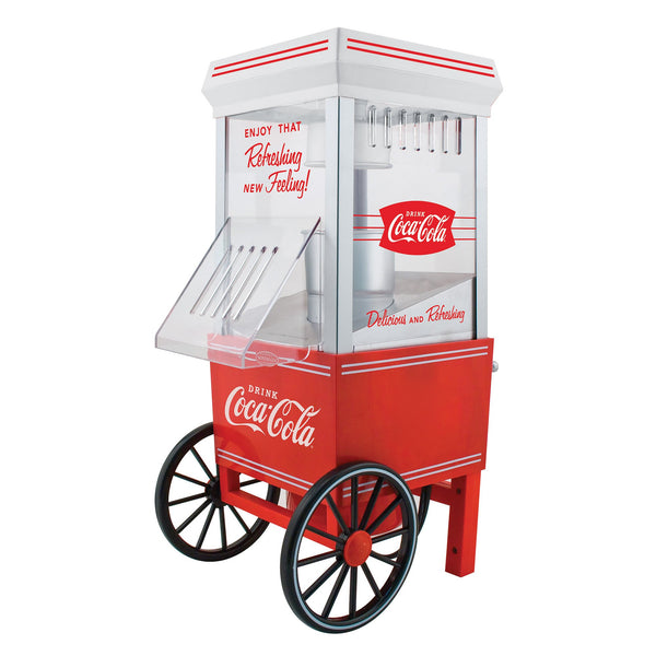 Coca-Cola® 12-Cup Hot Air Popcorn Maker