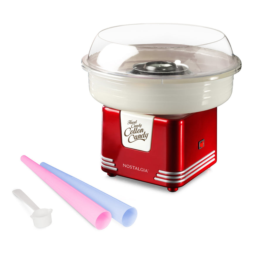 Hard & Sugar Free Candy Cotton Candy Maker