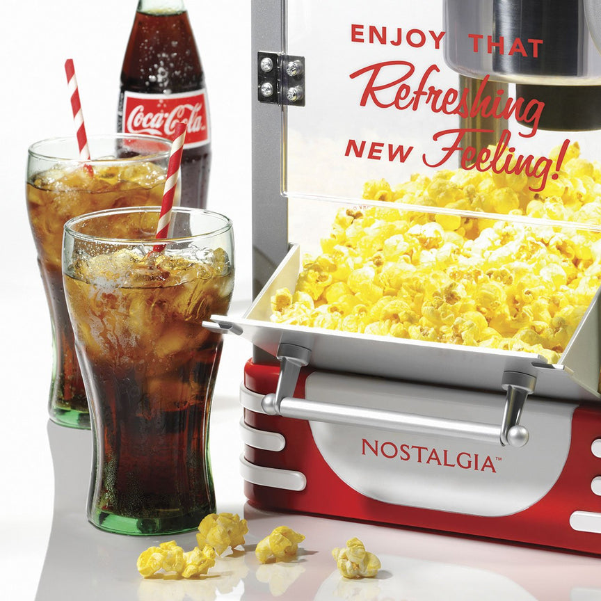 Coca-Cola® 2.5-Ounce Kettle Popcorn Maker