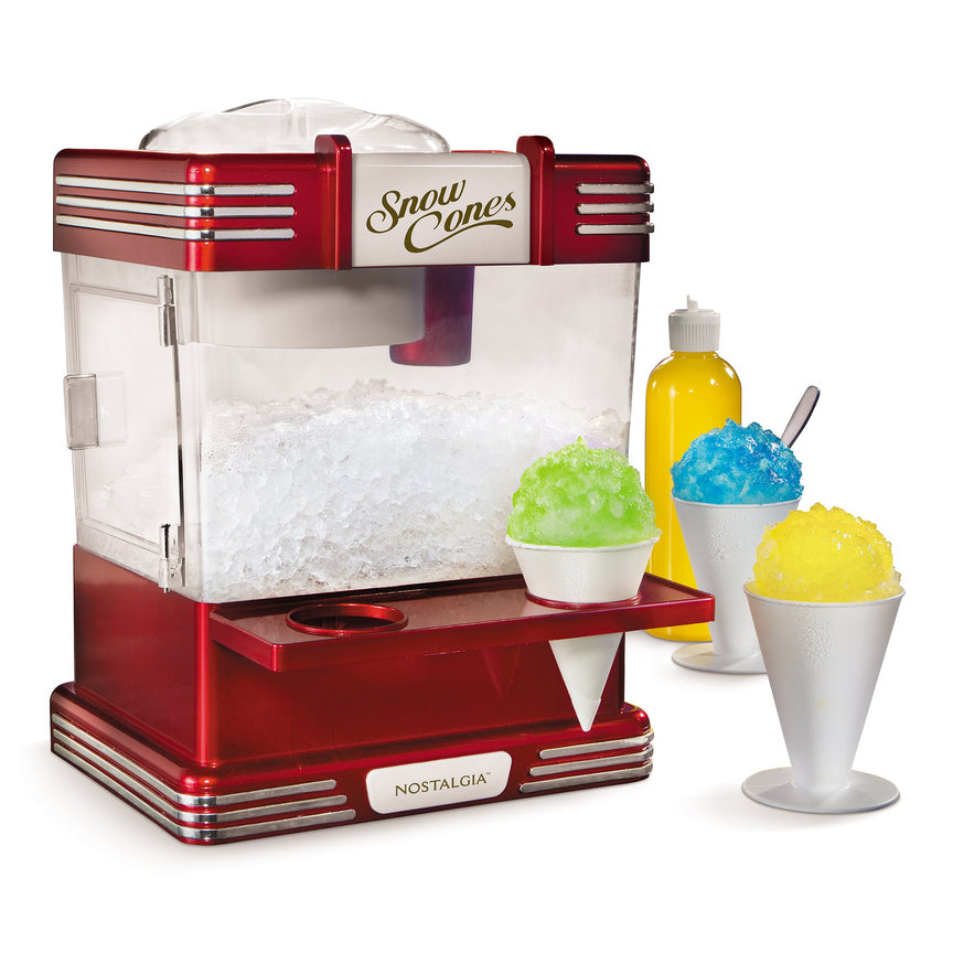 Retro Snow Cone Maker