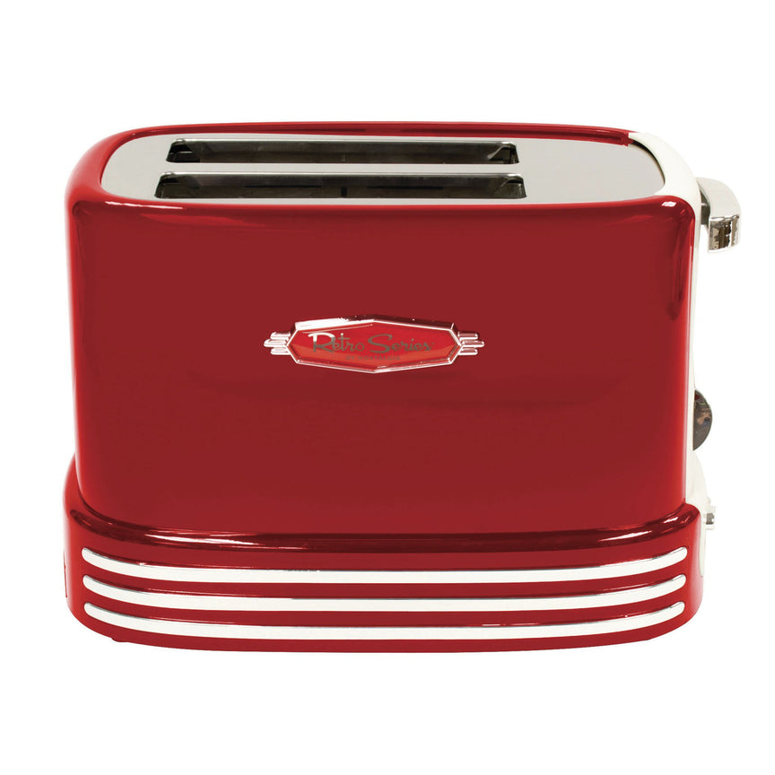 Retro 2-Slice Bagel Toaster
