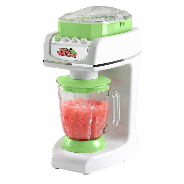 Taco Tuesday 56-Oz. Margarita & Slush Maker, 3 Blending Options