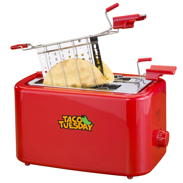 Taco Tuesday Crispy Taco Toaster