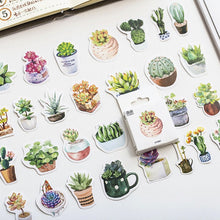 Load image into Gallery viewer, Kawaii Planner Scrapbooking Memo Stickers
