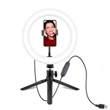Load image into Gallery viewer, 10'' LED Ring Light