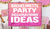 Bachelorette Party Decoration Ideas