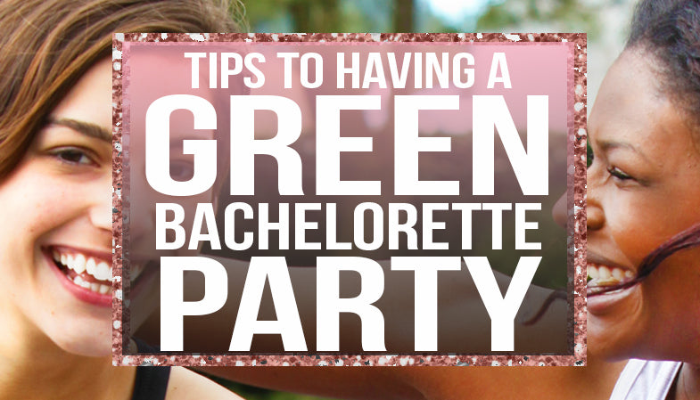 Green Bachelorette Party Ideas