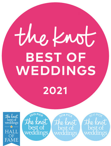 Best of weddings award winner - The House of Bachelorette