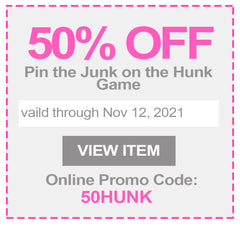 50% off bachelorette party supplies coupon