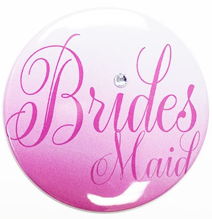 Flirty Bridesmaid Button