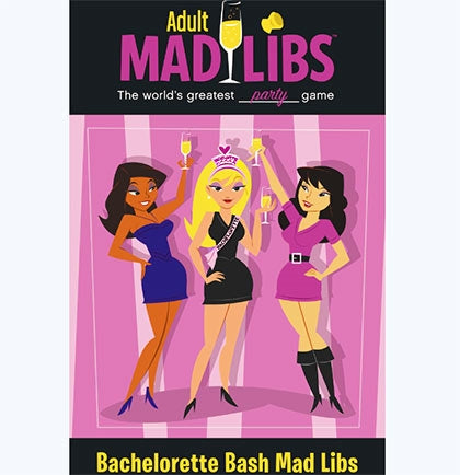 Bachelorette Mad Libs